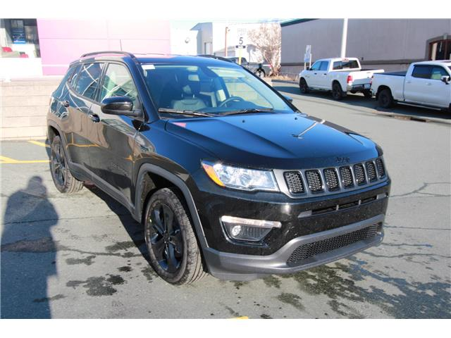 2021 Jeep Compass Altitude (Stk: PW1495) in St. John\'s - Image 1 of 21