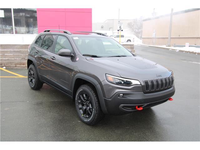 2021 Jeep Cherokee Trailhawk (Stk: PW2070) in St. John\'s - Image 1 of 20