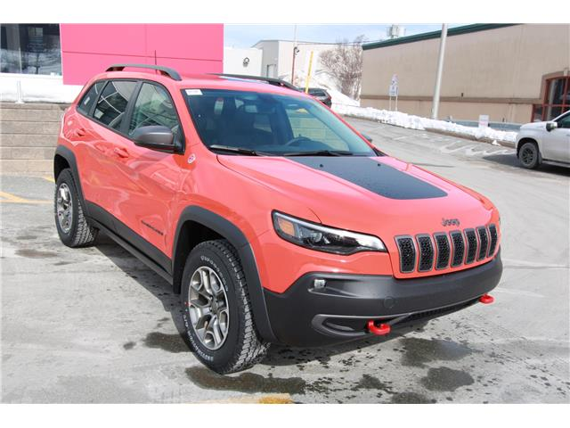 2021 Jeep Cherokee Trailhawk (Stk: PW2140) in St. John\'s - Image 1 of 22