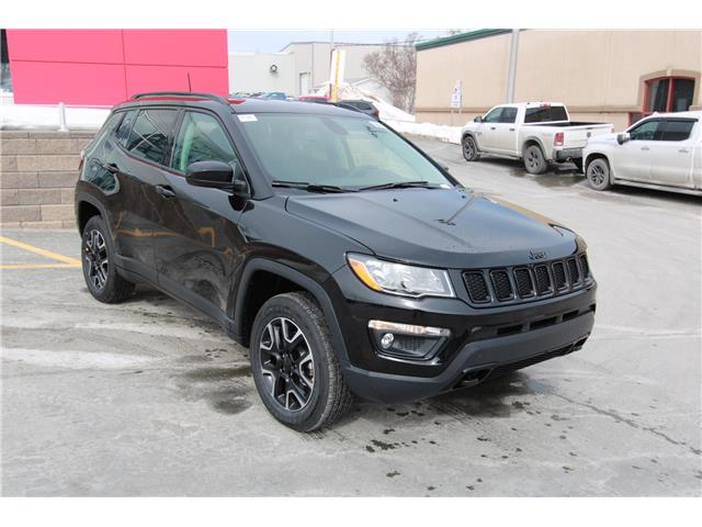 2021 Jeep Compass Sport (Stk: PW1805) in St. John\'s - Image 1 of 22