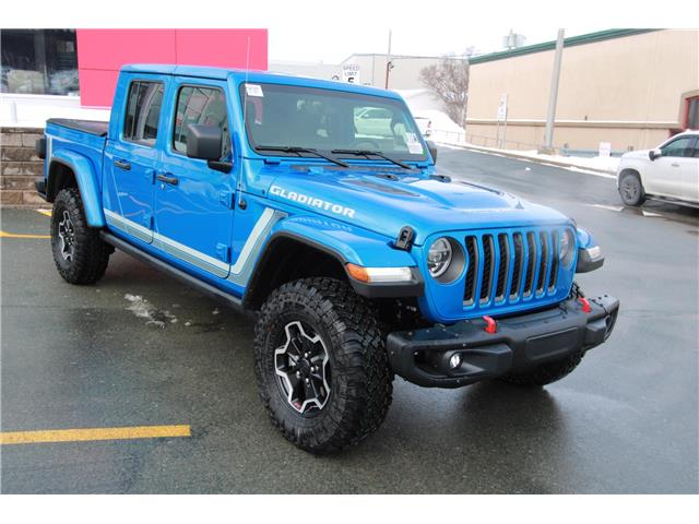 2021 Jeep Gladiator Rubicon (Stk: PW2185) in St. John\'s - Image 1 of 19