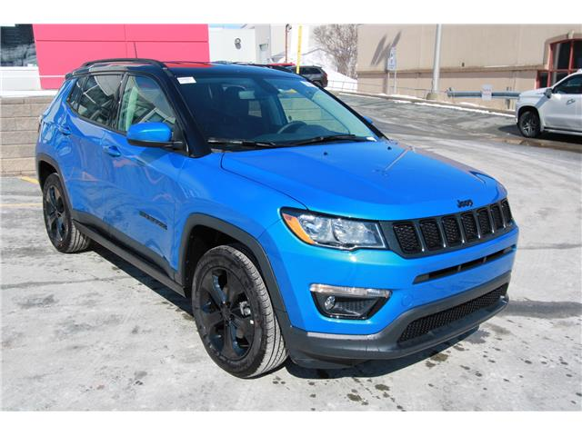 2021 Jeep Compass Altitude (Stk: PW2085) in St. John\'s - Image 1 of 20
