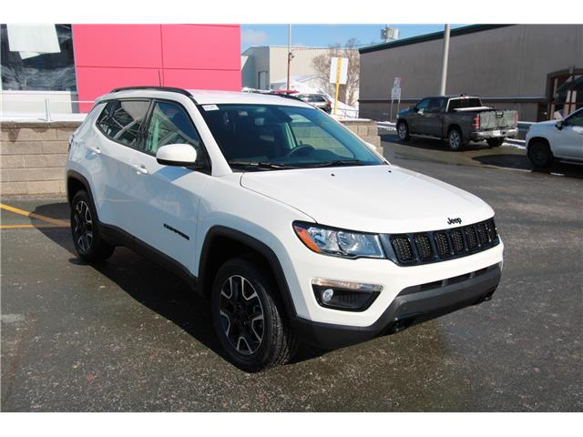 2021 Jeep Compass Sport (Stk: PW1740) in St. John\'s - Image 1 of 21