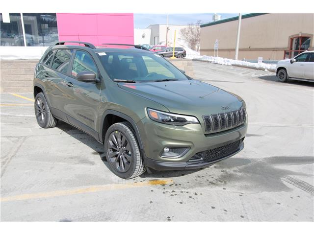 2021 Jeep Cherokee North (Stk: PW2290) in St. John\'s - Image 1 of 22
