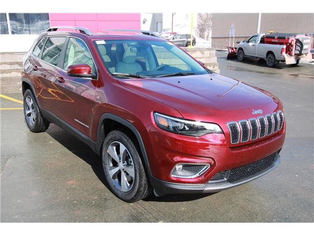 2021 Jeep Cherokee Limited (Stk: PW2520) in St. John\'s - Image 1 of 22