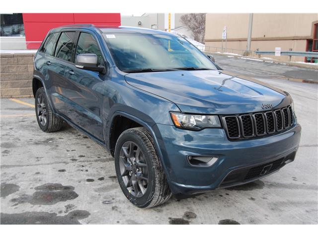 2021 Jeep Grand Cherokee Limited (Stk: PW2465) in St. John\'s - Image 1 of 15