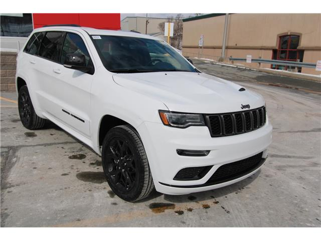 2021 Jeep Grand Cherokee Limited (Stk: PW2570) in St. John\'s - Image 1 of 21