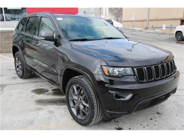 2021 Jeep Grand Cherokee Limited (Stk: PW2470) in St. John\'s - Image 1 of 22