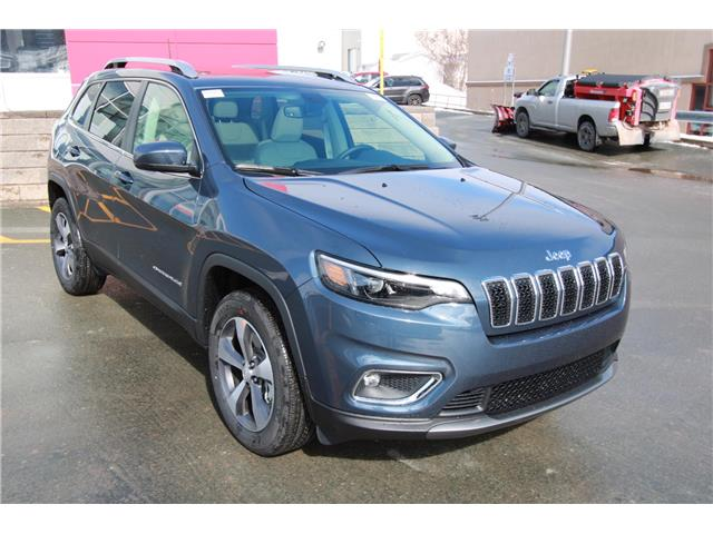 2021 Jeep Cherokee Limited (Stk: PW2545) in St. John\'s - Image 1 of 22