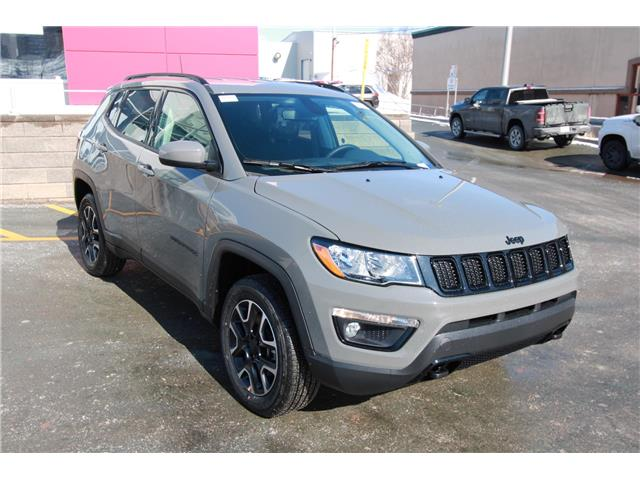 2021 Jeep Compass Sport (Stk: PW2165) in St. John\'s - Image 1 of 21