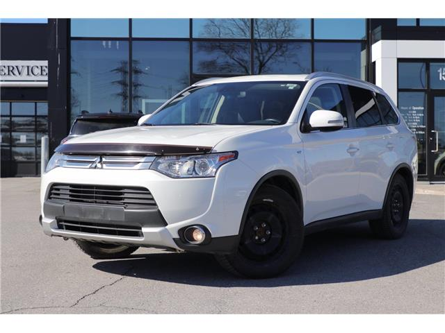 2015 Mitsubishi Outlander GT (Stk: 3887A) in Ottawa - Image 1 of 25
