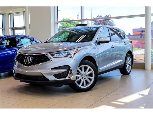 2021 Acura RDX Tech (Stk: 19596) in Ottawa - Image 1 of 21