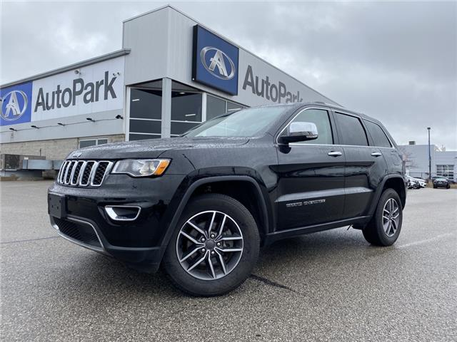 2020 Jeep Grand Cherokee Limited (Stk: 20-88431JB) in Barrie - Image 1 of 27