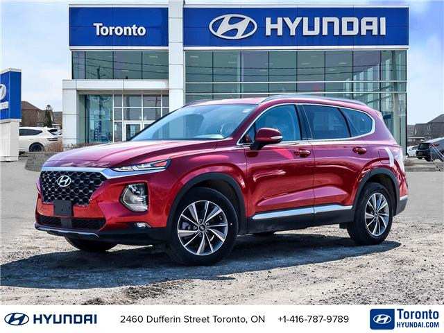 2020 Hyundai Santa Fe Preferred 2.4 (Stk: N22978) in Toronto - Image 1 of 30