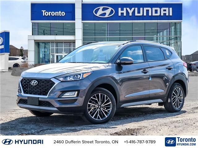 2021 Hyundai Tucson Preferred w/Trend Package (Stk: N22770) in Toronto - Image 1 of 30