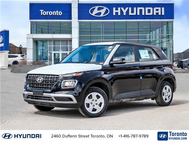 2021 Hyundai Venue ESSENTIAL (Stk: N22931) in Toronto - Image 1 of 30