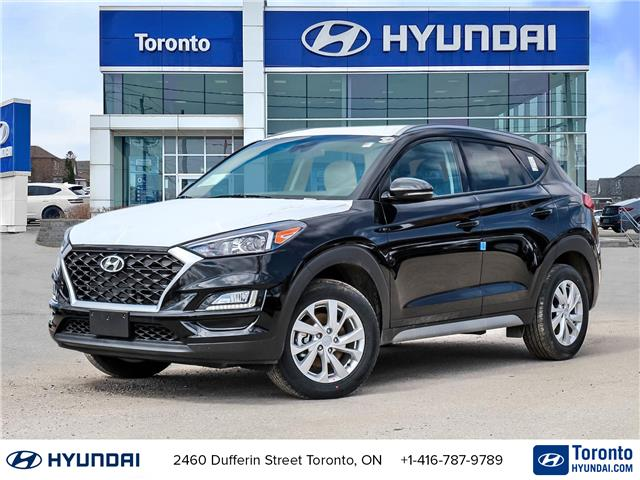 2021 Hyundai Tucson Preferred (Stk: N22942) in Toronto - Image 1 of 30