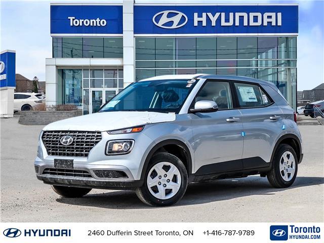 2021 Hyundai Venue ESSENTIAL (Stk: N22948) in Toronto - Image 1 of 30