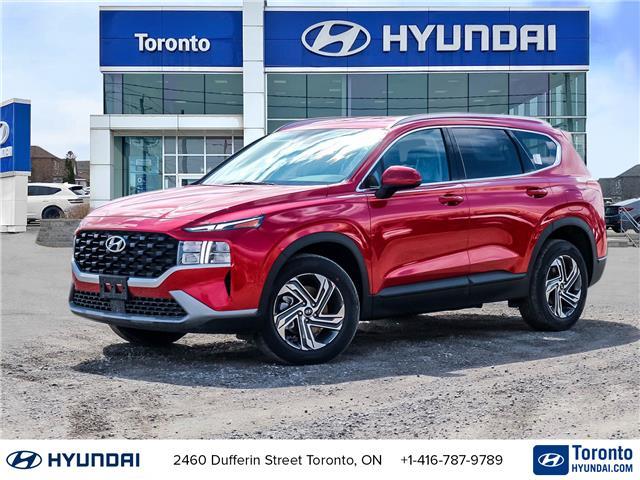 2021 Hyundai Santa Fe ESSENTIAL (Stk: N22979) in Toronto - Image 1 of 27