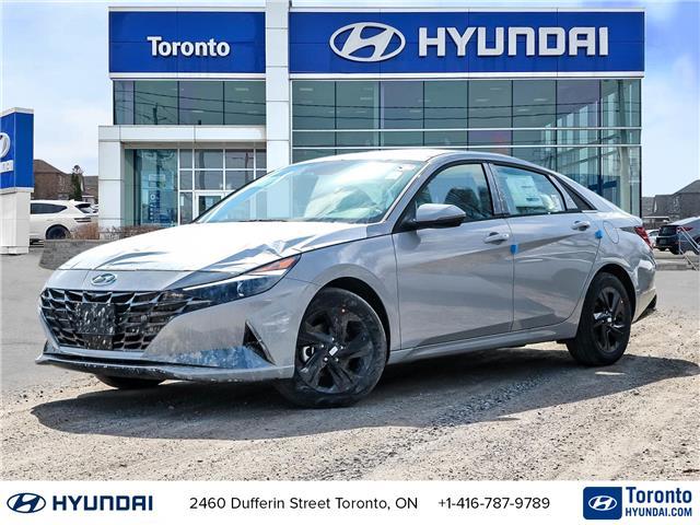 2021 Hyundai Elantra HEV Ultimate (Stk: N23016) in Toronto - Image 1 of 25