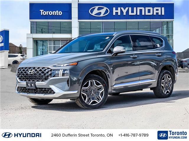 2021 Hyundai Santa Fe Ultimate Calligraphy (Stk: N23018) in Toronto - Image 1 of 30