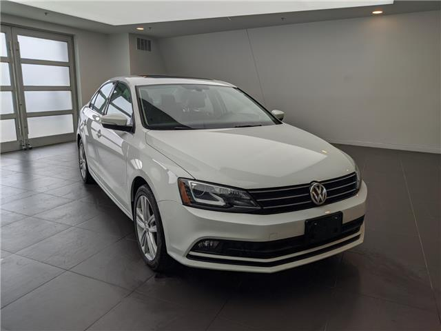 2017 Volkswagen Jetta 1.8 TSI Highline (Stk: B10062) in Oakville - Image 1 of 19