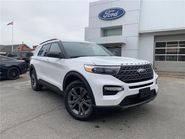 2021 Ford Explorer XLT (Stk: 021071) in Parry Sound - Image 1 of 21