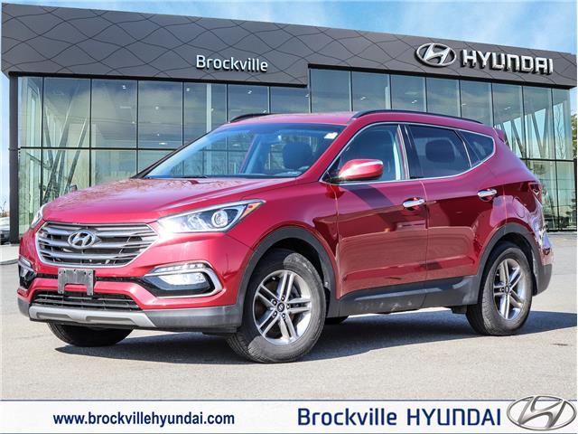 2018 Hyundai Santa Fe Sport 2.4 Premium (Stk: R21150A) in Brockville - Image 1 of 17