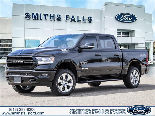 2019 RAM 1500 Big Horn (Stk: 2198A) in Smiths Falls - Image 1 of 30