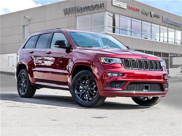 2021 Jeep Grand Cherokee Limited (Stk: 088-21) in Lindsay - Image 1 of 26