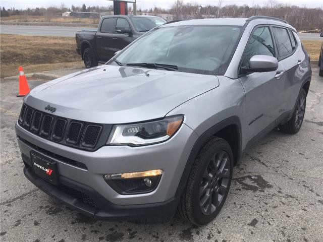 2020 Jeep Compass Limited (Stk: 90955) in Sudbury - Image 1 of 17