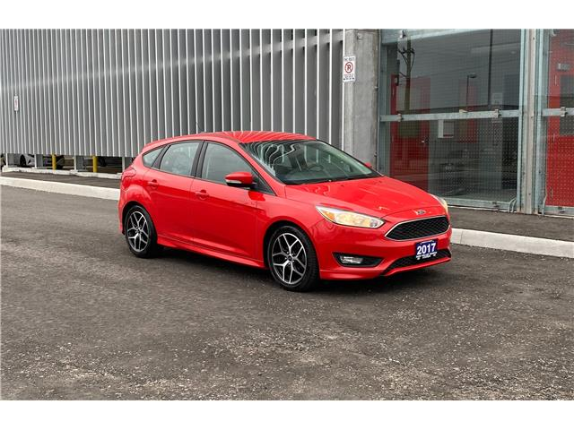 2017 Ford Focus SE (Stk: 9185H) in Markham - Image 1 of 13