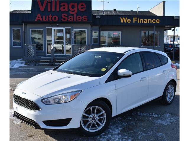 2017 Ford Focus SE (Stk: P38228) in Saskatoon - Image 1 of 17