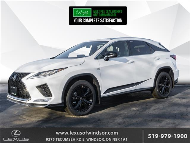 2021 Lexus RX 350 Base (Stk: RX1501) in Windsor - Image 1 of 22