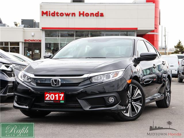 2017 Honda Civic EX-T (Stk: 2200148A) in North York - Image 1 of 28