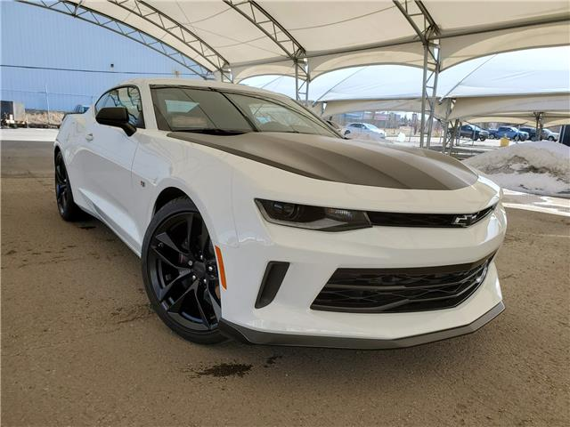 2018 Chevrolet Camaro 1LS 1G1FA1RS6J0179401 189987 in AIRDRIE