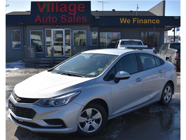 2016 Chevrolet Cruze LS Auto (Stk: P38234) in Saskatoon - Image 1 of 18