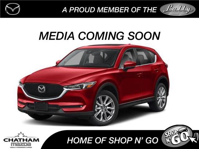 2021 Mazda CX-5 GT (Stk: NM3492) in Chatham - Image 1 of 10