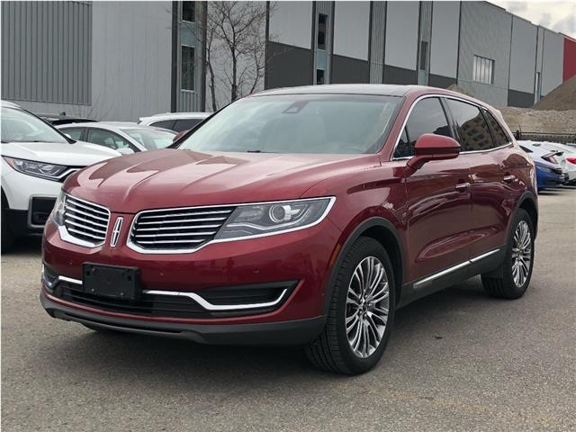2016 Lincoln MKX Reserve (Stk: 2210729A) in North York - Image 1 of 26