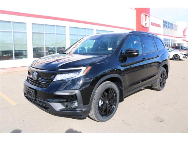 2021 Honda Pilot Black Edition (Stk: 21043) in Fort St. John - Image 1 of 28