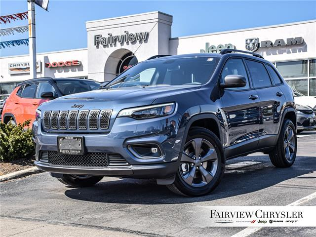 2021 Jeep Cherokee North (Stk: MD354) in Burlington - Image 1 of 29