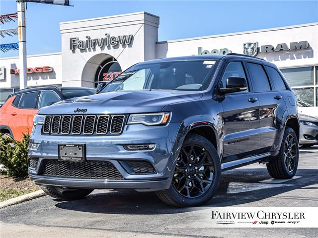 2021 Jeep Grand Cherokee Limited (Stk: MC365) in Burlington - Image 1 of 29