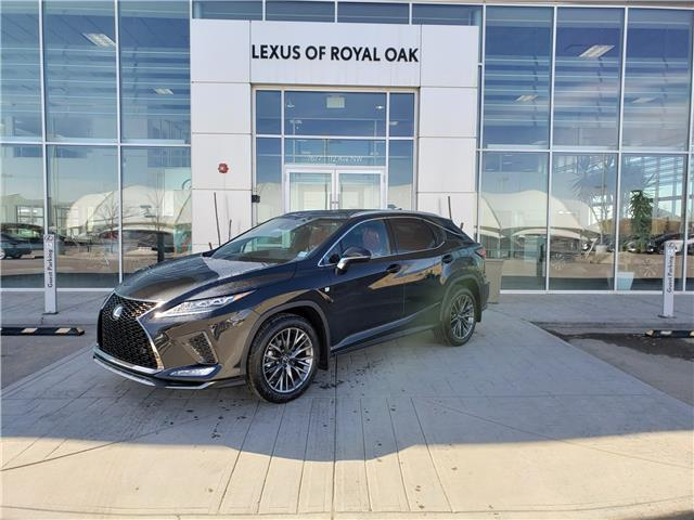2021 Lexus RX 350 Base (Stk: L21282) in Calgary - Image 1 of 13