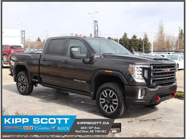 2021 GMC Sierra 2500HD AT4 (Stk: 12491) in Red Deer - Image 1 of 36