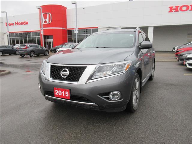 2015 Nissan Pathfinder Platinum (Stk: 29305A) in Ottawa - Image 1 of 19