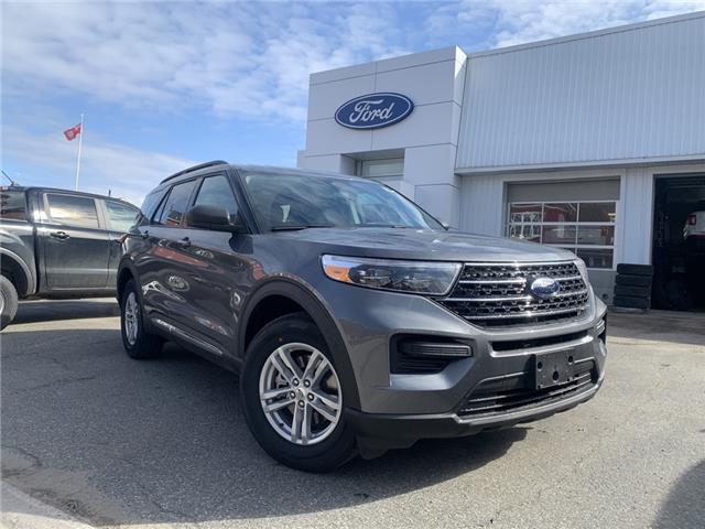 2021 Ford Explorer XLT (Stk: 021072) in Parry Sound - Image 1 of 20