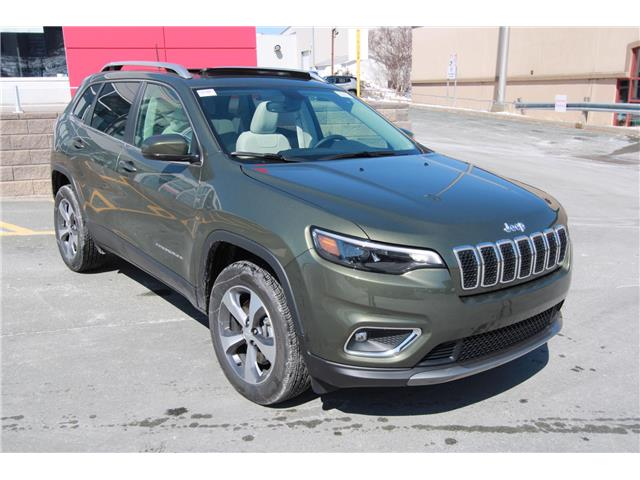 2021 Jeep Cherokee Limited (Stk: PW2600) in St. John\'s - Image 1 of 21