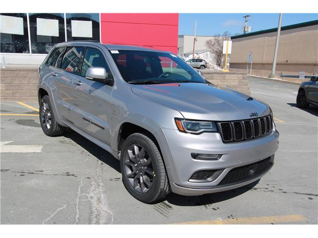 2021 Jeep Grand Cherokee Overland (Stk: PW2565) in St. John\'s - Image 1 of 22