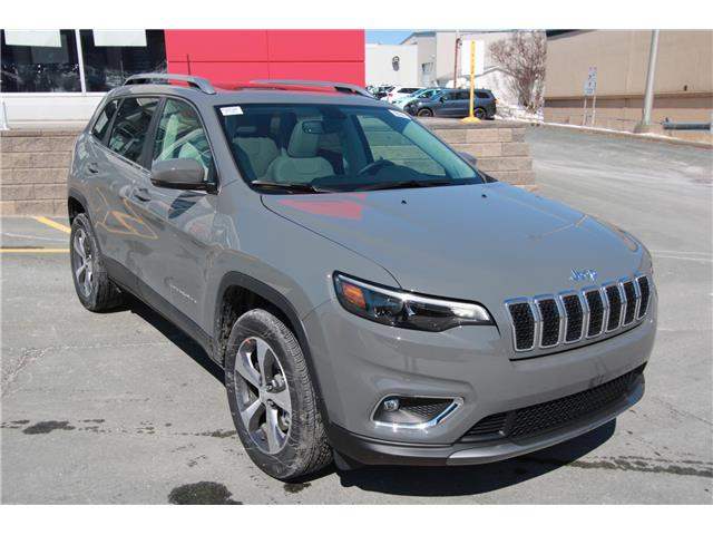 2021 Jeep Cherokee Limited (Stk: PW2580) in St. John\'s - Image 1 of 22