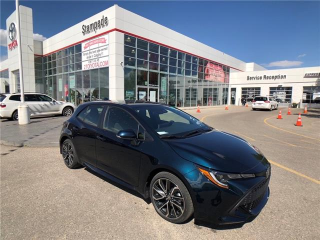 2021 Toyota Corolla Hatchback Base (Stk: 210479) in Calgary - Image 1 of 21